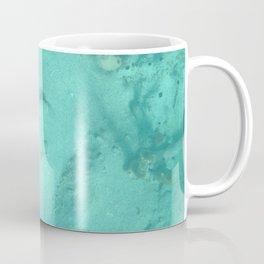 Watercolor Ray, Southern Stingray 07, St John, USVI Coffee Mug