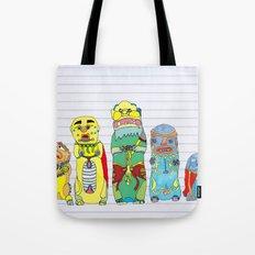 Shisa Tote Bag