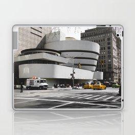 Guggenheim | Frank Gehry | architect Laptop & iPad Skin