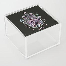 Hand of Fatima Acrylic Box