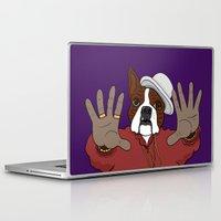 biggie Laptop & iPad Skins featuring Biggie Biggie by Chris Piascik