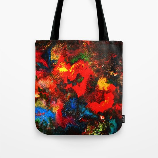 Bold colors  Tote Bag