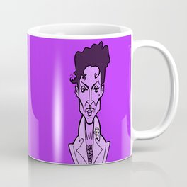 Purple Prince Coffee Mug