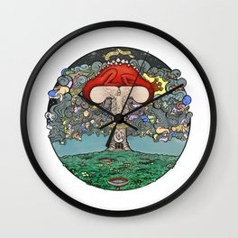 PROMETHEON Wall Clock