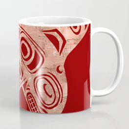 Copper Keét Blood Coffee Mug