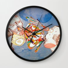 argue argue Wall Clock