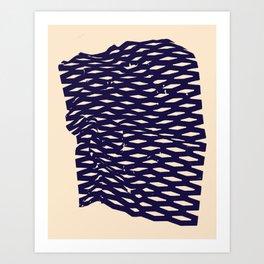 Born To Dunes 2 Art Print
