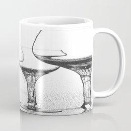 Cheers Stipple Coffee Mug