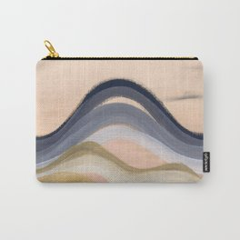 Minimal montains Carry-All Pouch