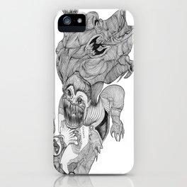 The Jokers Dream iPhone Case