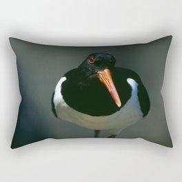 OYSTERCATCHER PORTRAIT Rectangular Pillow
