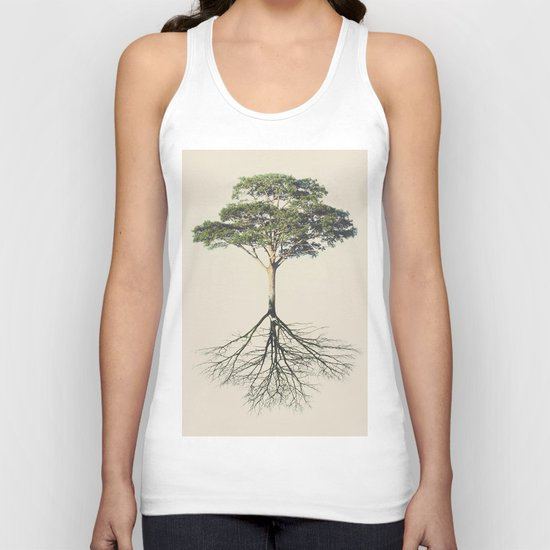 Seasons of Change Unisex Tank Top