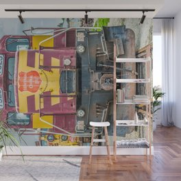 Limited Wall Mural