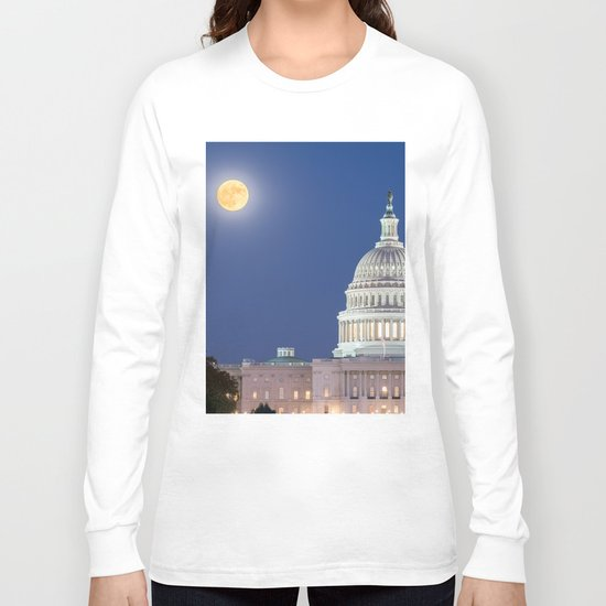 The Harvest Moon Long Sleeve T-shirt
