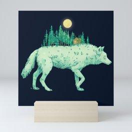 Forest spirit Mini Art Print
