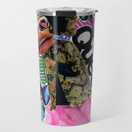 Flowerbomb Queen Travel Mug