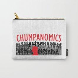 CHUMPANOMICS Carry-All Pouch