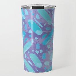 Festivities - Royal Blue Travel Mug