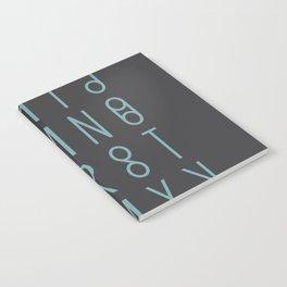 Alphabet, ABC Notebook