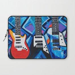 Guitar Trio Laptop Sleeve