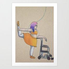 Bailey Art Print