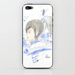 Legend of Korra - Korra Watercolour iPhone Skin