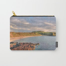 Whistling Sands at Dusk Carry-All Pouch