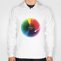 sound Hoodies featuring Pantune - The Color of Sound by Davies Babies