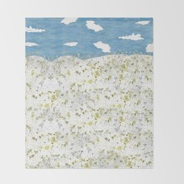 Mount Louisa Throw Blanket