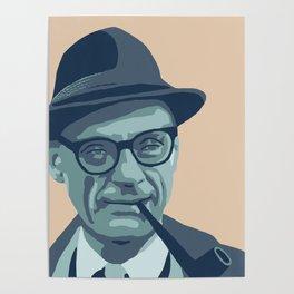 Henry Miller Poster