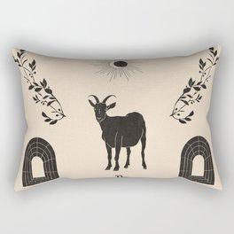Capricorn II Rectangular Pillow