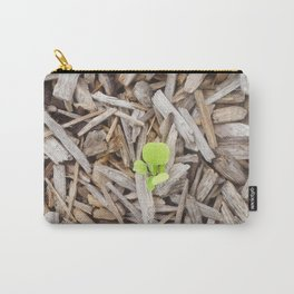Life always finds a way Carry-All Pouch