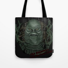 The Creature from the Black Lagoon Tote Bag