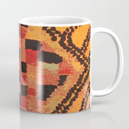 Tribal Shaman Badge Coffee Mug