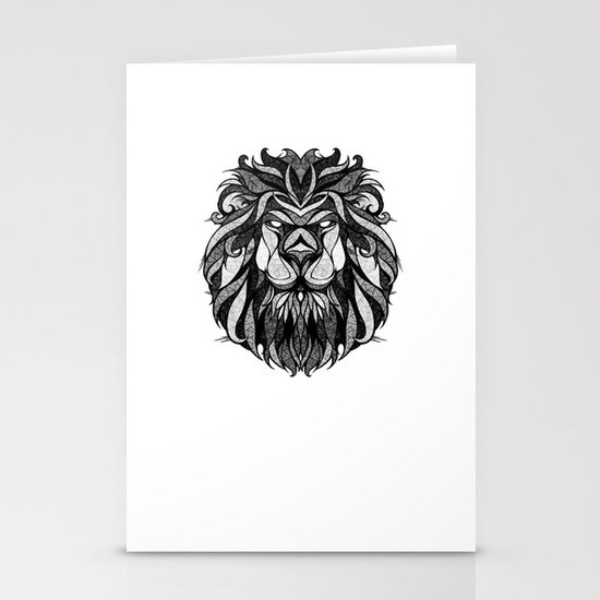 Signs of the Zodiac - Leo Stationery Cards
