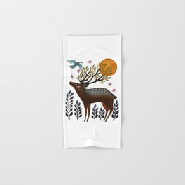 Design by Nature Hand & Bath Towel