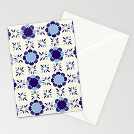 Portuense Tile Stationery Cards