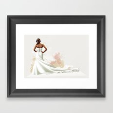 Marier Framed Art Print