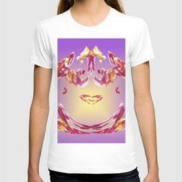 the inner heart - das innere Herz T-shirt