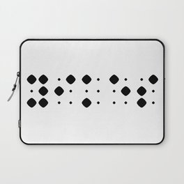 yikes- font4 Laptop Sleeve