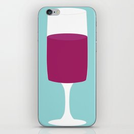 Showtasting - Wine Glass - Big Carl iPhone Skin