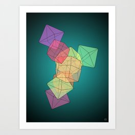 Ambivilance Art Print