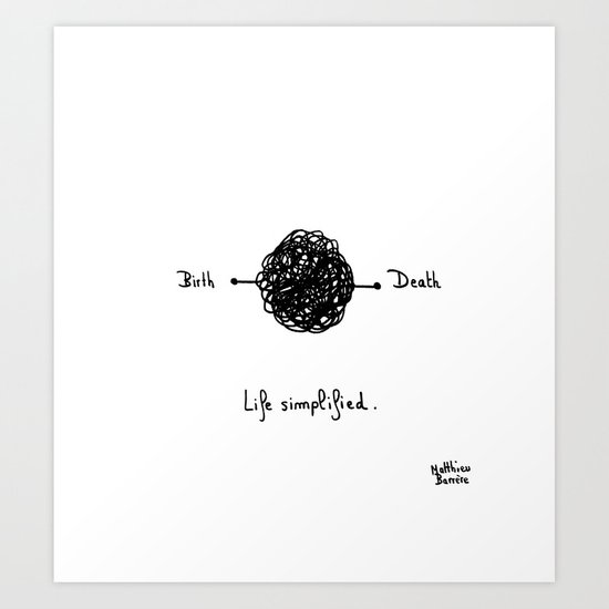 #26 Art Print
