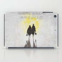 journey iPad Cases featuring Journey by Last Call