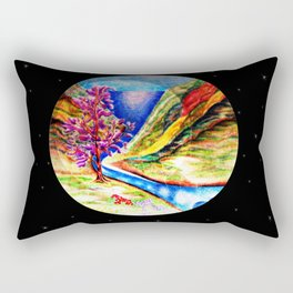 Everlasting Life Rectangular Pillow