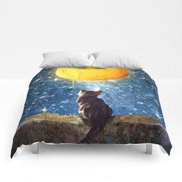 A Yarn of Moon Comforters