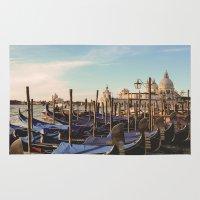 venice Area & Throw Rugs featuring Venice by Lorenzo Bini