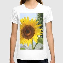 une seule fleur T-shirt