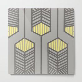 Cool Wave Metal Print