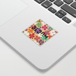 Bloom - Galaxy Eyes & Garima Dhawan Sticker